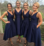 Simidress.com sell bridesmaid dresses navy blue