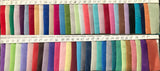 Simidress.com Organza color board