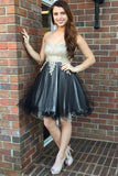 Charming Homecoming Dresses, Short Mini Juniors Prom Dresses, SH265
