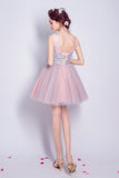 Charming New Arrival Homecoming Dress A-line Short Prom Dress Party Dress at www.simidress.com