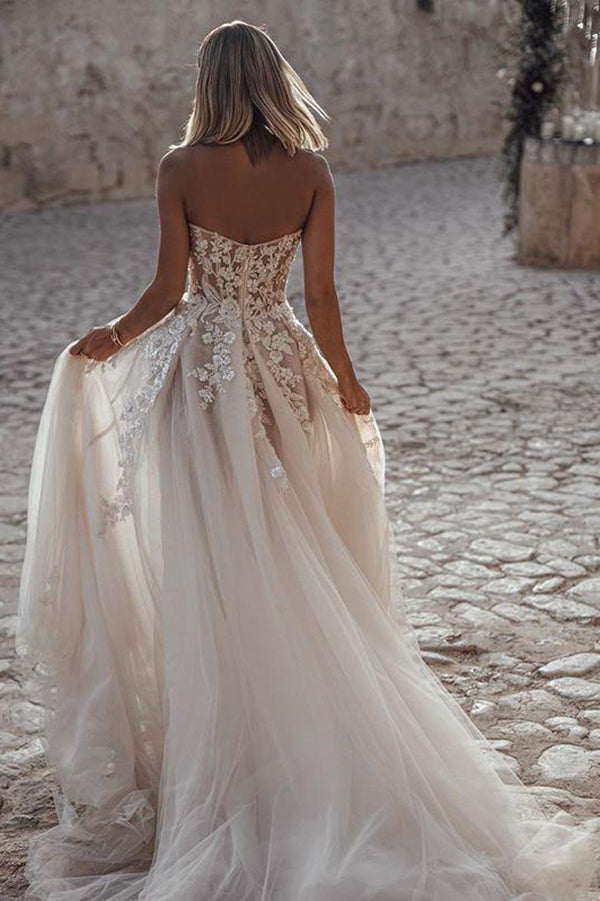 Buy wedding dresses lace, wedding dresses cheap at simidress.com