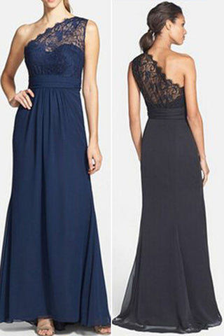 Floor Length Bridesmaid Dresses