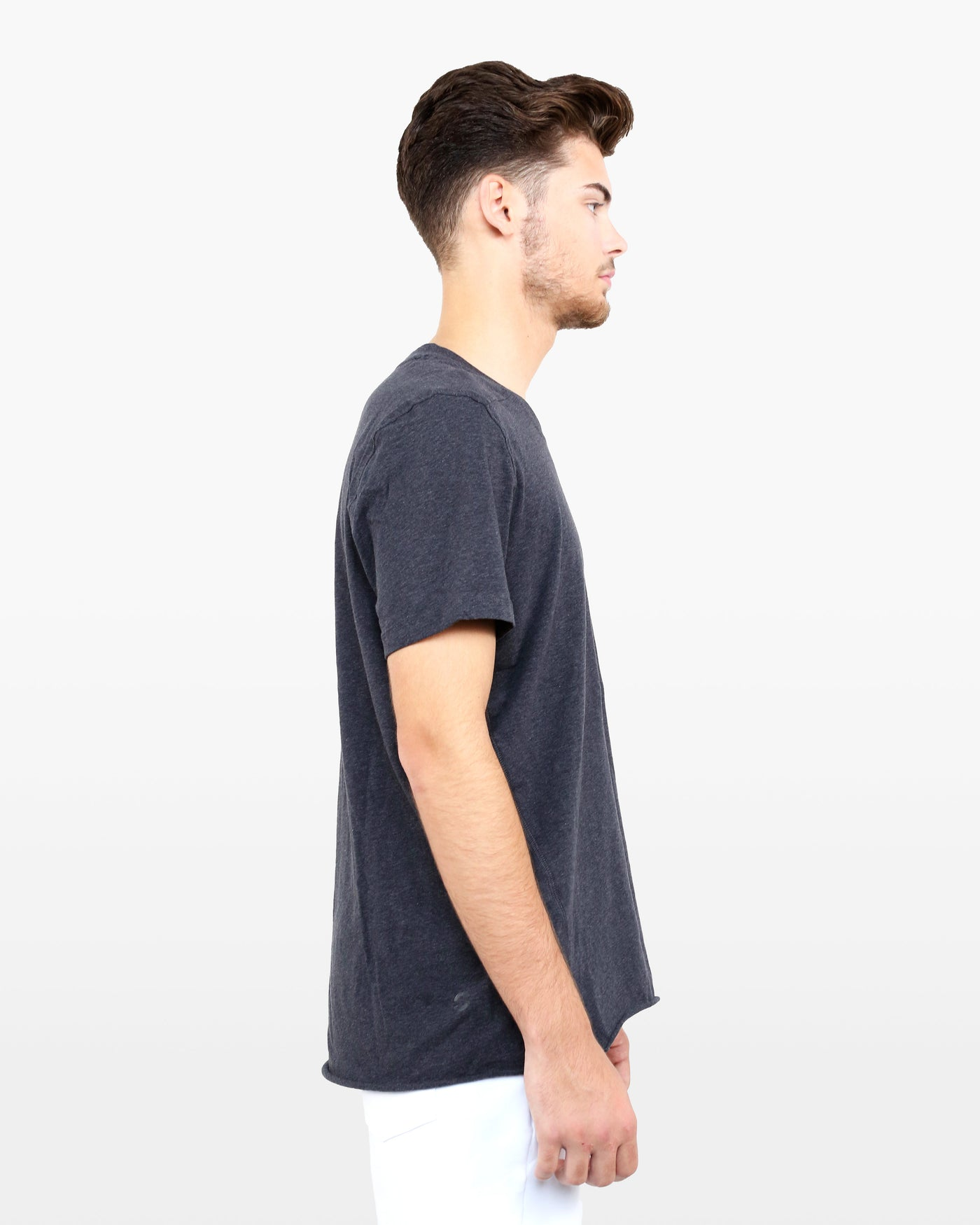 Bohr Tee DTT in charcoal