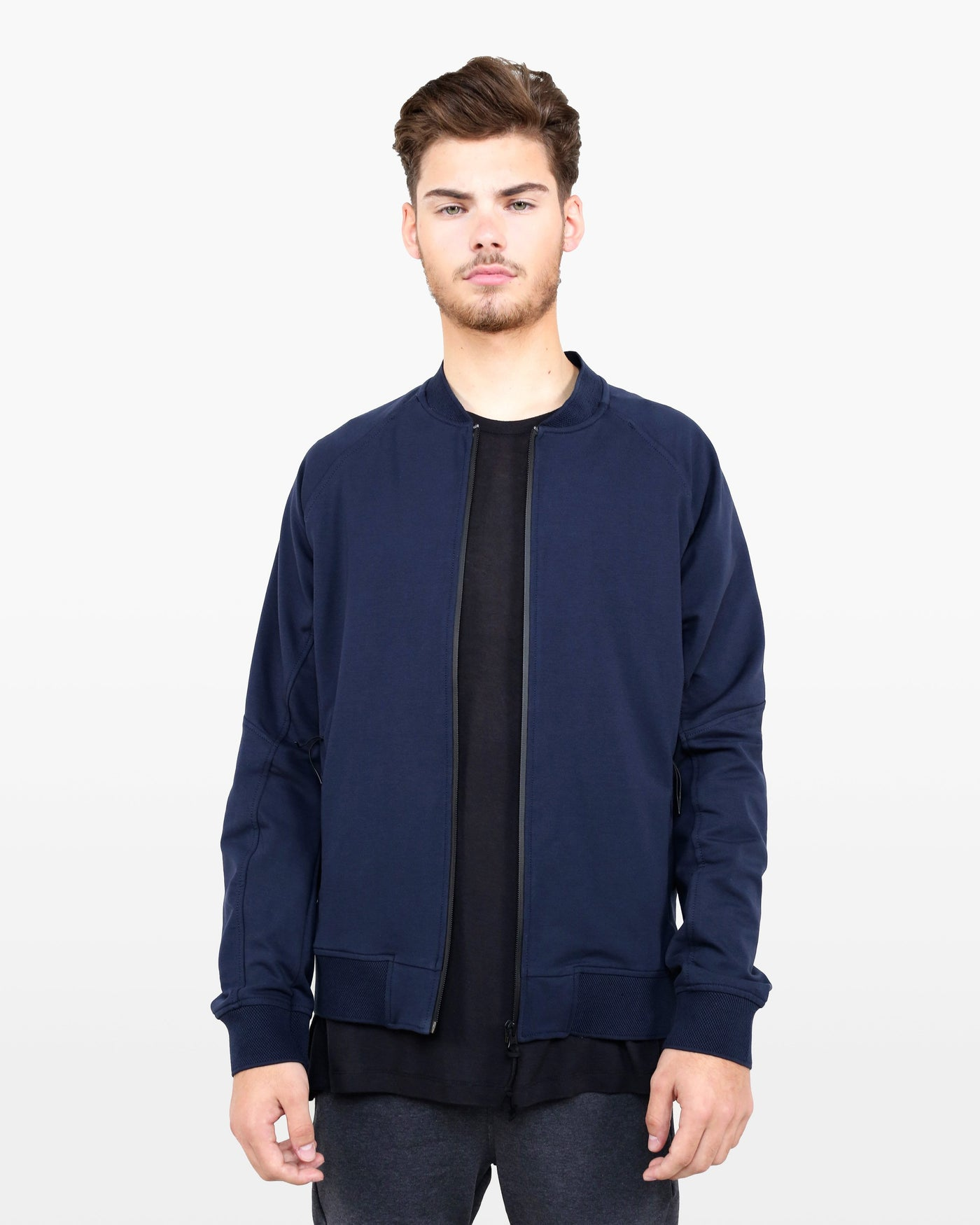 Curie Jacket DTT in marine
