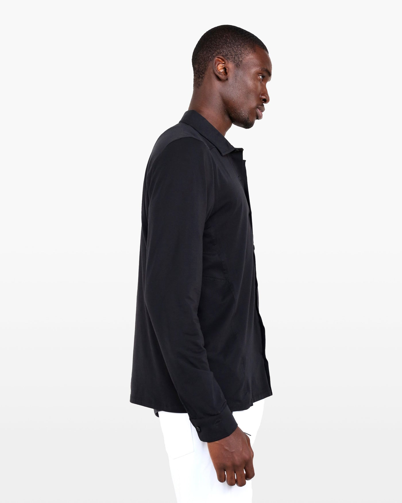 Planck Shirt DRJ in black