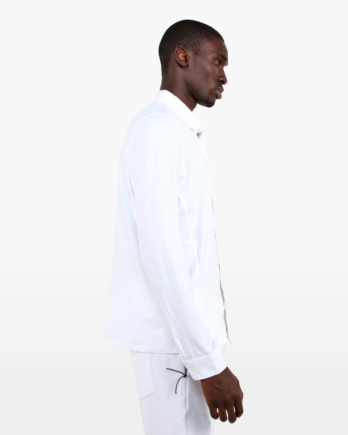 Planck Shirt DRJ in white