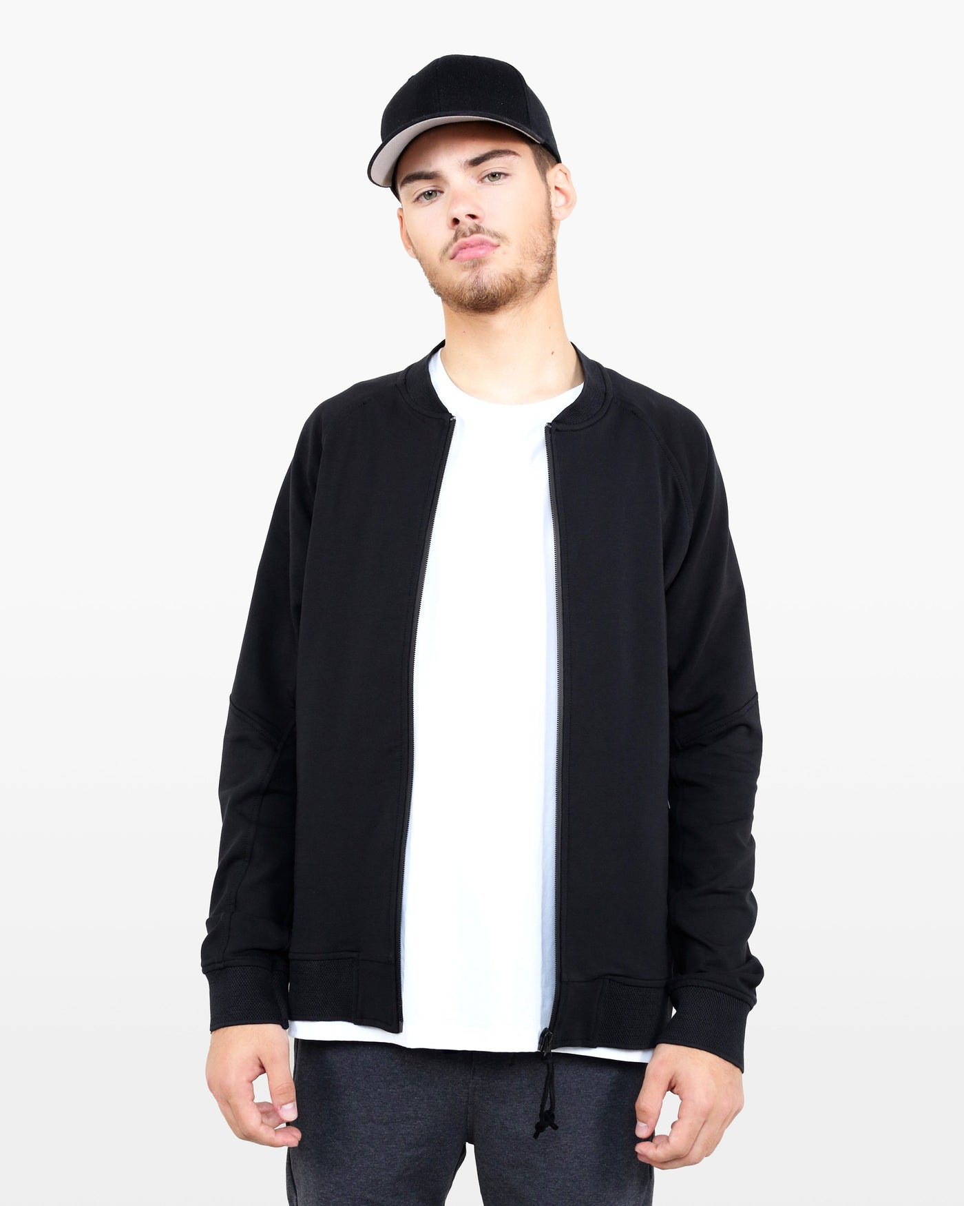 Curie Jacket DTT in black