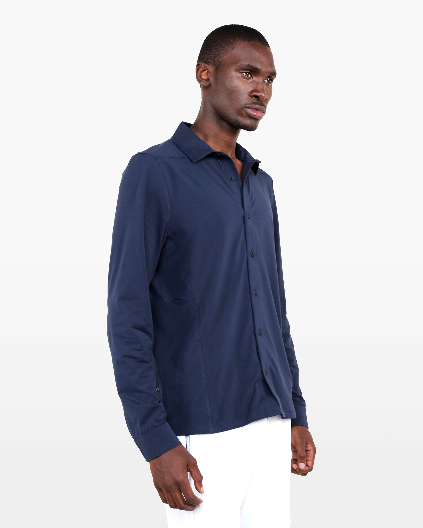 Planck Shirt DRJ in marine