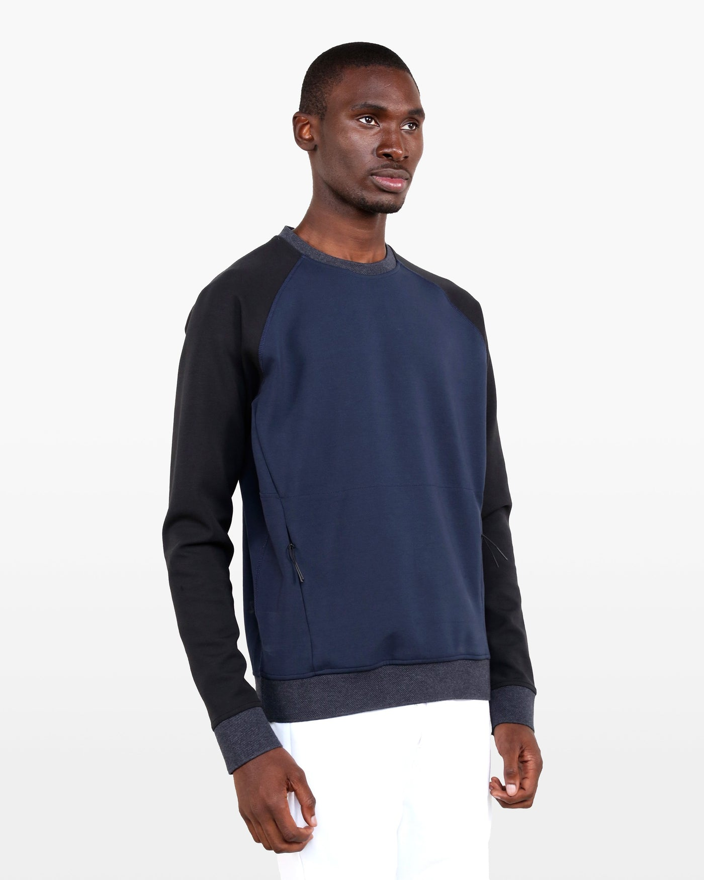 Aristotle Sweatshirt SUP in marine/charcoal