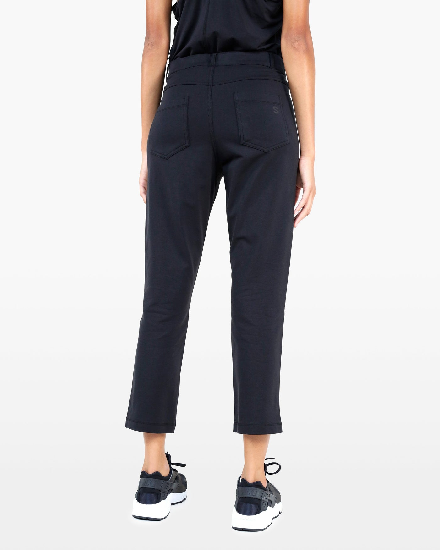 Yang Pant DTT in black