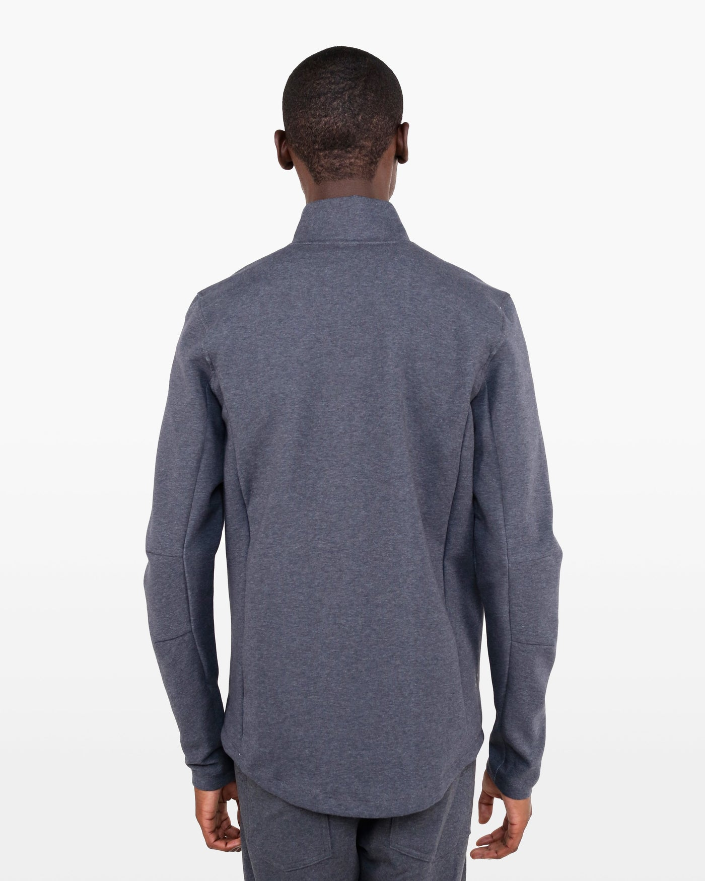 Descartes Jacket SUP in charcoal