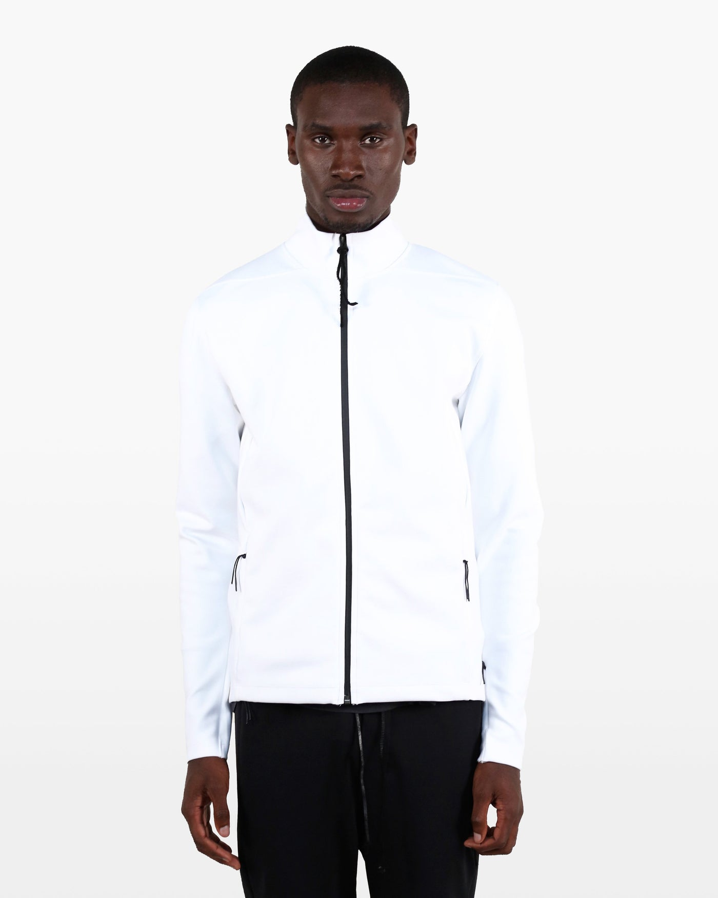 Descartes Jacket SUP in white