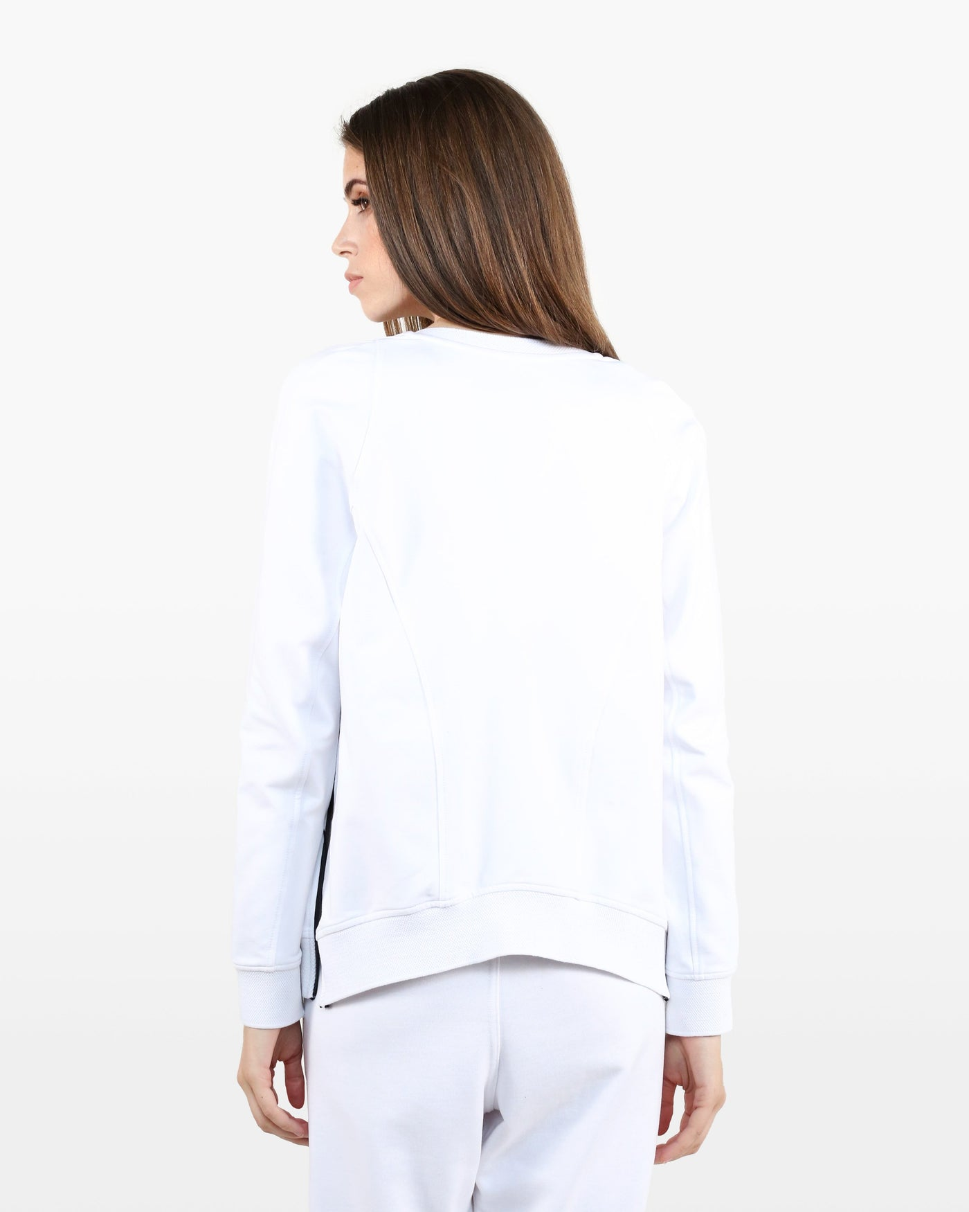 Nye Bomber Jacket DTT in white