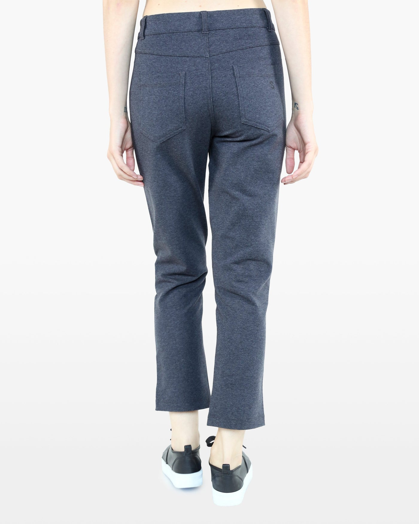 Yang Pant DTT in charcoal
