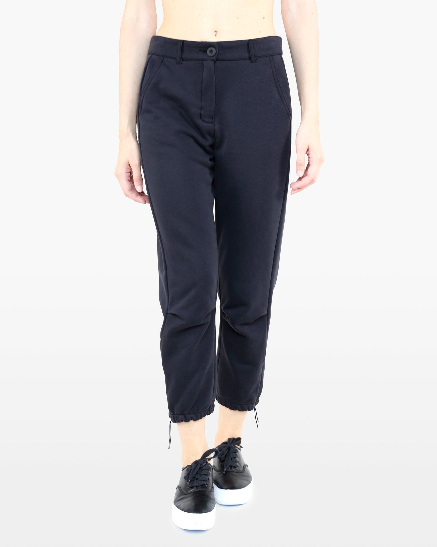 Lovelace Pant DDT in black