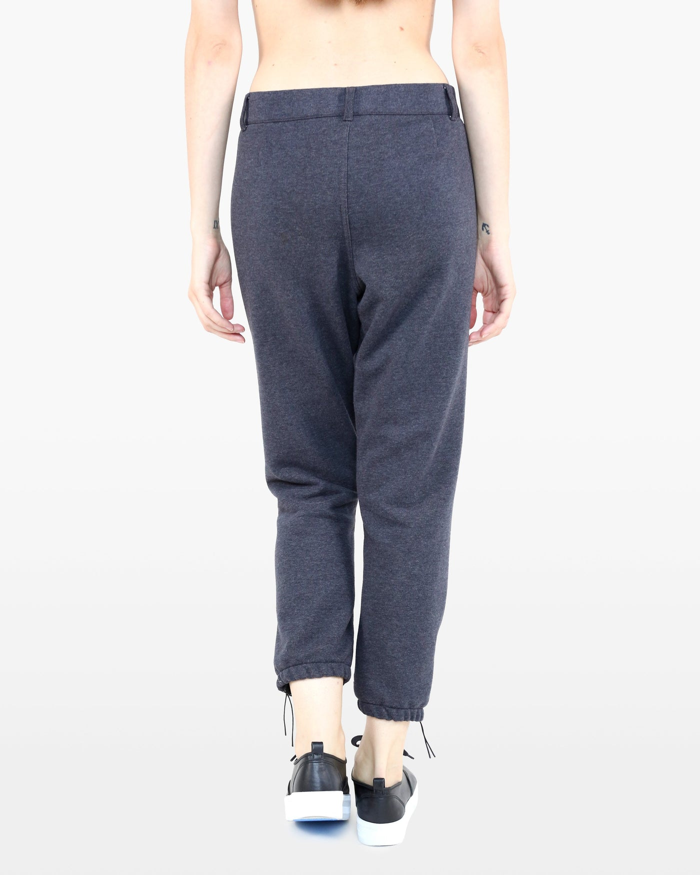 Lovelace Pant DDT in charcoal