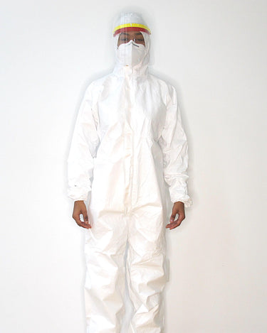 Coverall Without Tape