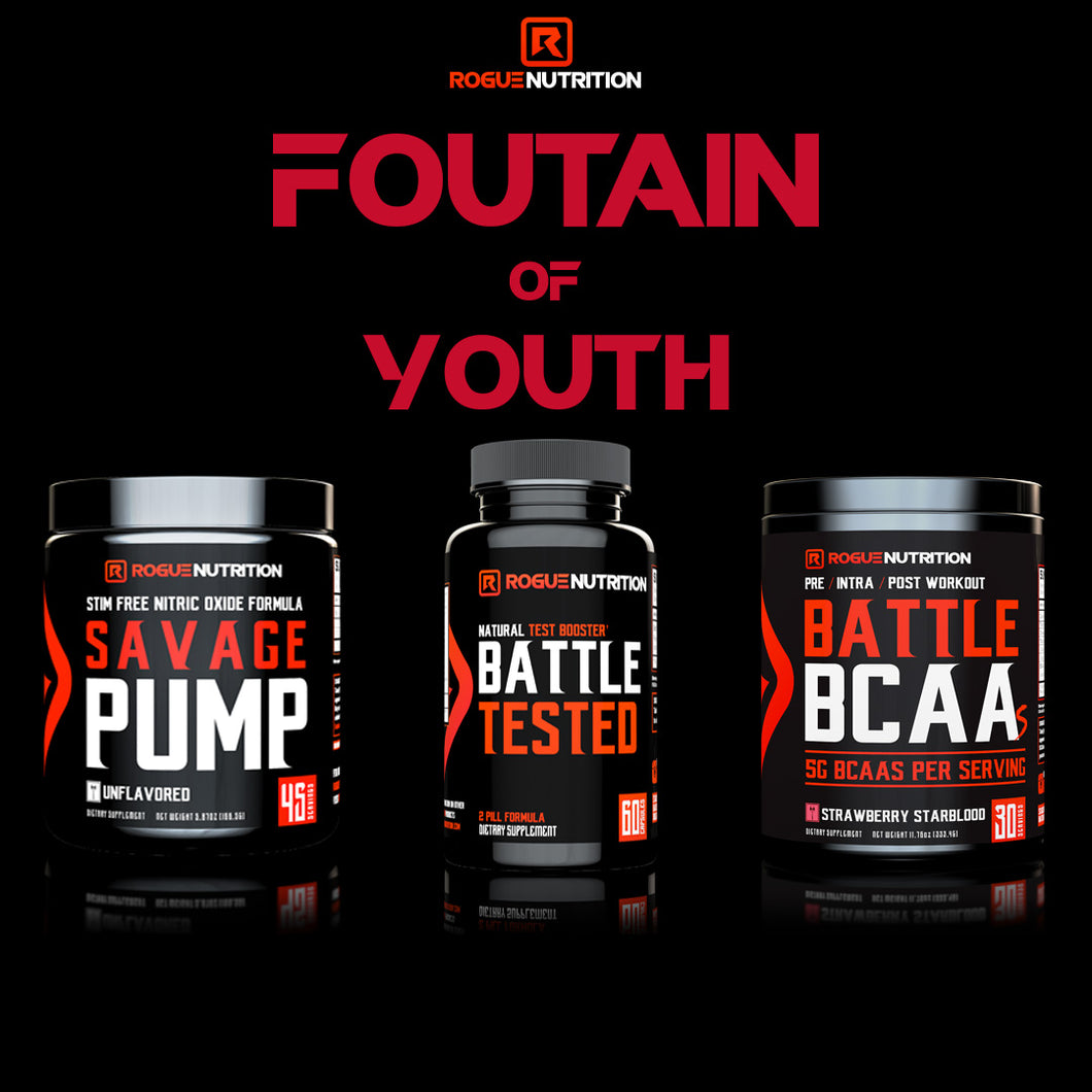 Fountain Of Youth!