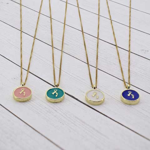 Cancer Necklace Collection