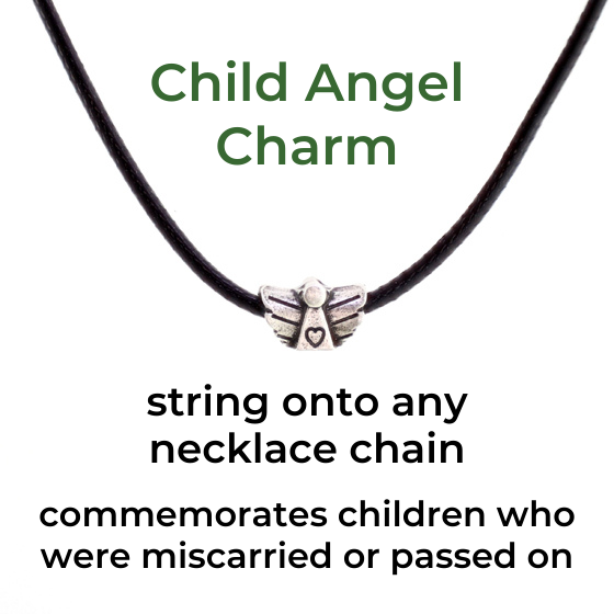 """Dainty"" Parents & 2 Child 'Tree of Life' Necklace [Silver]"
