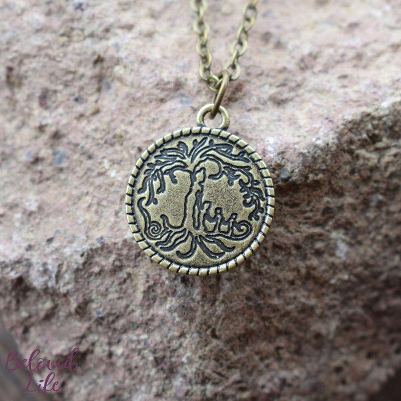 Our Exclusive Coin Pendant Tree of Life Collection