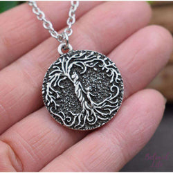 "Beloved Life Jewelry: Mom & Daughter 'Tree of Life' Ultimate BUNDLE: ""Dainty"" Necklace + Bracelet + Earrings + Keychain [Silver]"