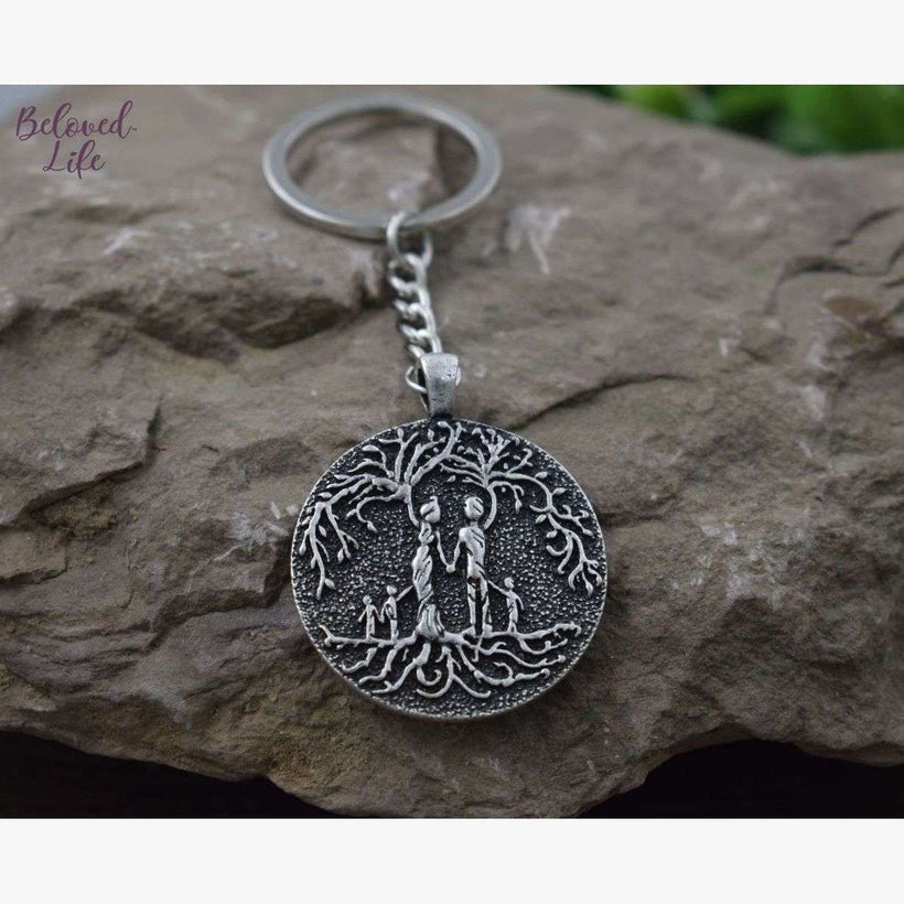 Family Tree of Life Keychains