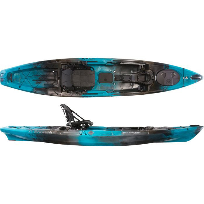 New Wilderness Systems Fishing Kayaks in stock!