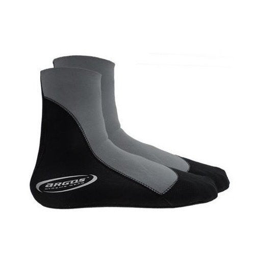 Argos 4mm Stealth Neoprene Fin Booties