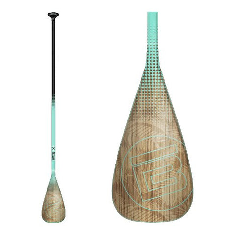 Bote Axe Classic Palms Graphic Carbon Fiber Paddle