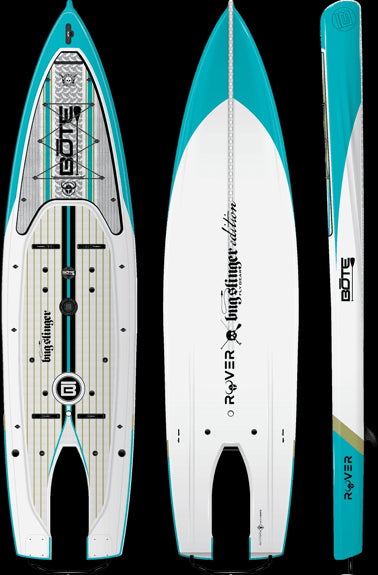2018 Bote Rover Skiff and Paddleboard