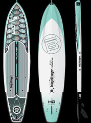 Bote HD Stand Up 12' Paddleboard