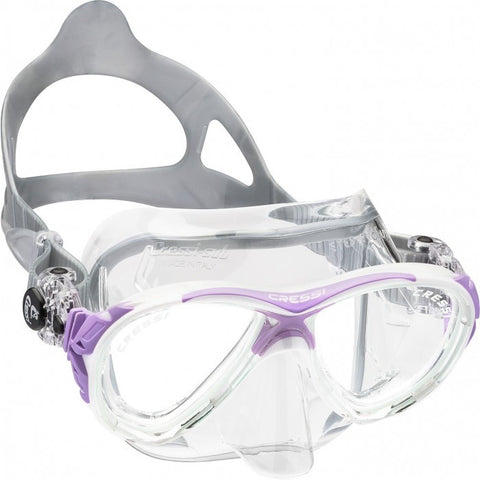 Cressi Eyes Evolution Crystal Dive Mask