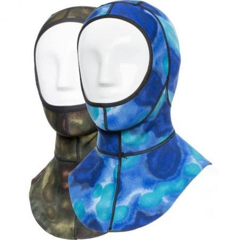 Hammerhead Spearguns Adaption 2 1.5mm Reversible Neoprene Freediving Wetsuit Hood Deep Reef and Pelagic Shatter