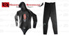 Image of Hammerhead Spearguns Benthos 3mm Black Open Cell Women's Neoprene Freediving Wetsuit