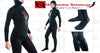 Image of Hammerhead Spearguns Benthos 7mm Black Open Cell Women's Neoprene Freediving Wetsuit