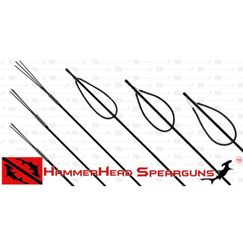 Hammerhead Spearguns Hawaiian 3 Prong Polespear