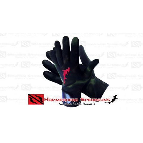 Hammerhead Spearguns Tuff Grab 2mm Amarra Deep Reef Dive Gloves
