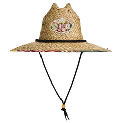 Hemlock Honey Ryder Bikini Girl Straw Drawstring Hat HEM-HR9139133