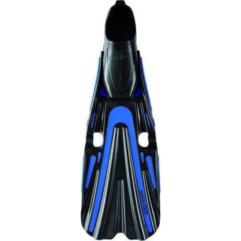 Mares Blue Volo Race Full Foot Scuba Diving Fins