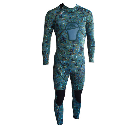 Ocean Hunter 3mm Chameleon Core 3 Freediving Wetsuit