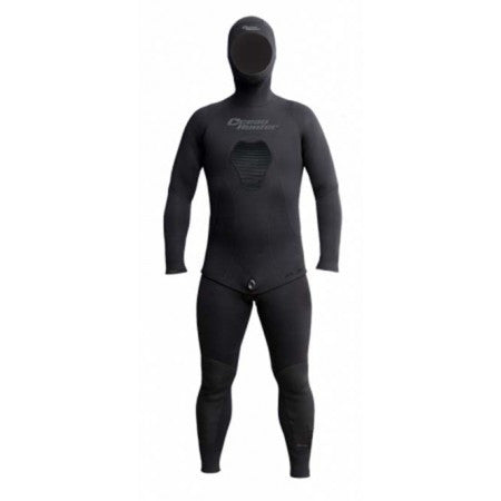 Ocean Hunter Phantom 3 Two Piece 3mm Duraprene Freediving Wetsuit
