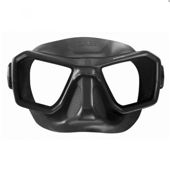 Omer Aqua Silicone Freediving Mask Black MS334112