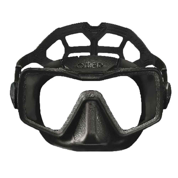 Omer Apnea Monolens Freediving Mask