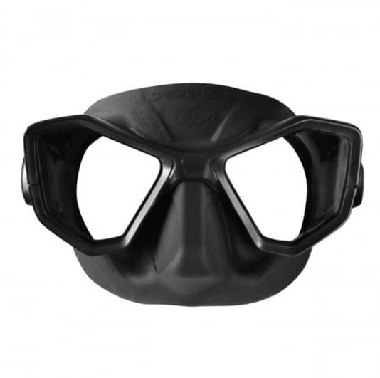 Sporasub Butterfly Freediving Mask Black MS333114