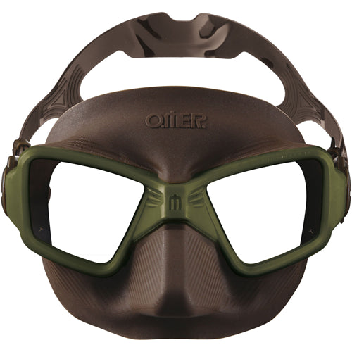 Omer Zero3 Low Volume Freediving Mask