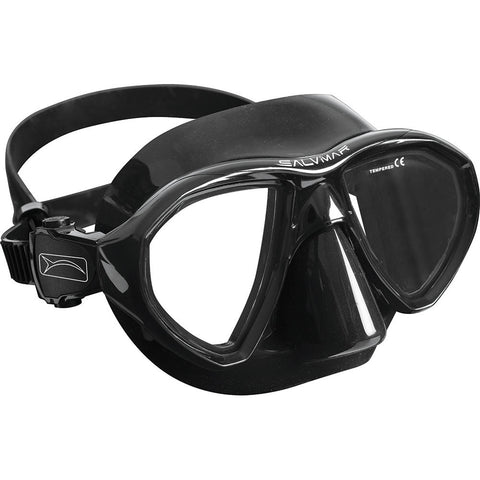 Salvimar Quake Black Dive Mask