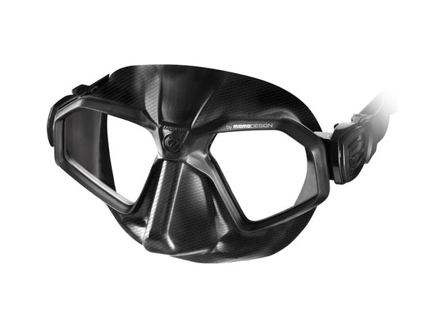 Sporasub Piranha Freediving Mask Black MS125111