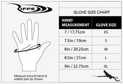 Riffe Holdfast Cut Resistant Gloves for Freediving Spearfishing, Lobster Hunting