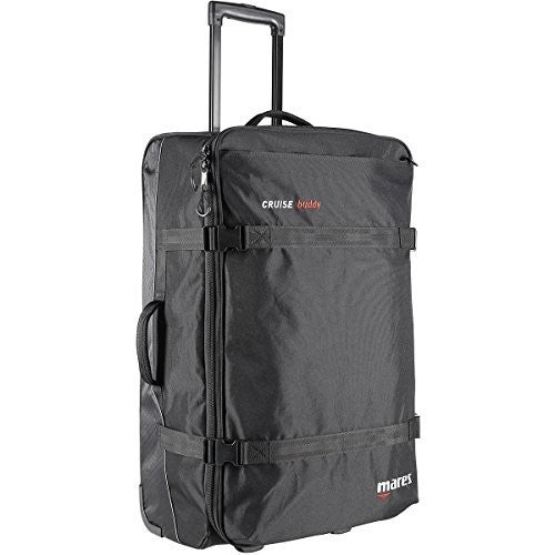 Mares Cruise Buddy Roller Bag, Black